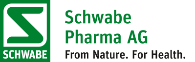 Logo Schwabe Pharma Deutschland - From Nature. For Health.